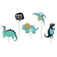 5 Maxi Pics Déco Dino Party Roarrrr