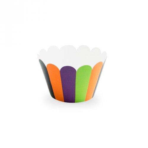 6 Wrappers à Cupcakes Hocus Pocus