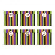 6 Pochettes Cadeaux Hocus Pocus