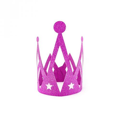 Couronne Princesse Paillettes
