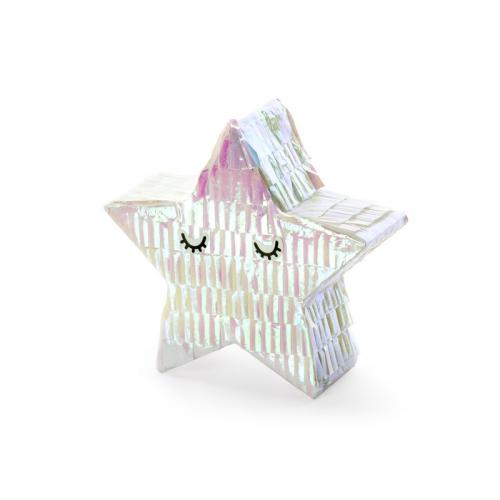 Mini Pinata Etoile - Iridescent