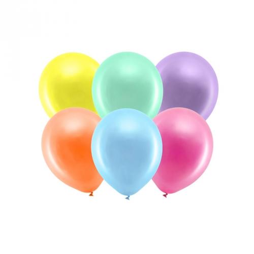 100 Ballons Rainbow