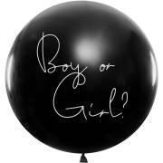 Ballon Géant Gender Reveal Girl