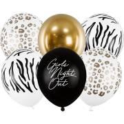 Bouquet 6 Ballons Girls Night Out