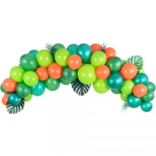 Kit Arche de 60 Ballons - Dino
