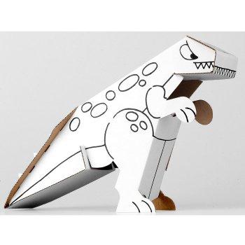 Dinosaure à colorier
