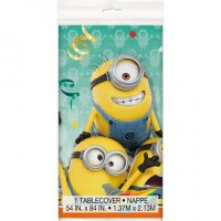 Contient : 1 x Nappe Minions Party