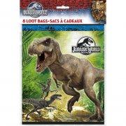 8 Pochettes � Cadeaux Jurassic World