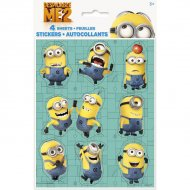 32 Stickers Minions