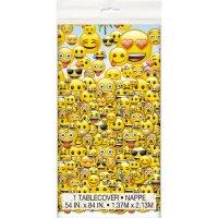 Contient : 1 x Nappe Emoji Fun