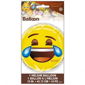 Ballon à Plat Emoji Mdr