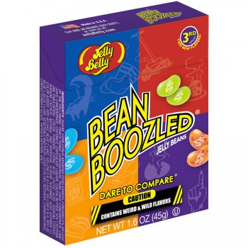Bonbons Jelly Belly Bean Boozled