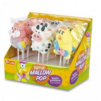 1 Sucette Marshmallow Animal de Pâques (45 g)