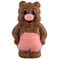 1 Cochon Chocolat Lait 3D - 17 g