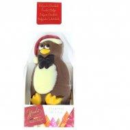 1 Pingouin 3D (8,5 cm - 55 g) - Chocolat au Lait