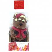 1 Renne 3D ( 9 cm - 55 g) - Chocolat au Lait