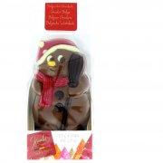 1 Bonhomme de Neige 3D ( 9 cm - 55 g) - Chocolat au Lait