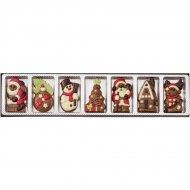 Coffret 7 Chocolats de Noël (70 g) - Chocolat au lait