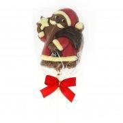 1 Sucette Père Noël (35 g) - Chocolat au Lait