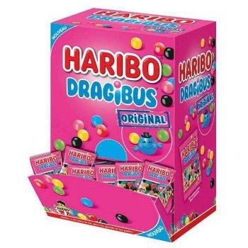 Dragibus Haribo Original - Mini sachet 10g