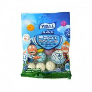 Sachet Bubble Gum Foot Balls - 90 g