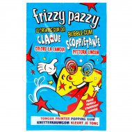 Frizzy Pazzy Langue Bleue