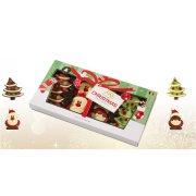 Coffret 8 Chocolats de Noël 2D - 95 g