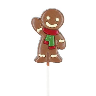 1 Sucette Chocolat Mr Gingerman (35 g)