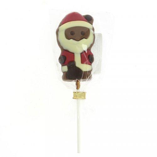 1 Sucette Chocolat Mr Père Noël (25g)