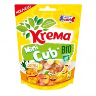 Krema Mini Cub Bio (30g) - Fruits Jaunes