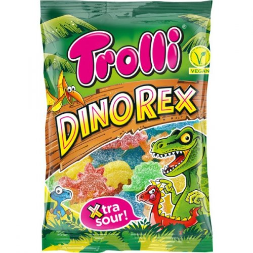 Sachet Dino Rex (Vegan) - 100g