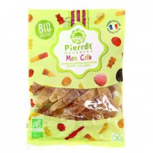 Bonbons Cola Bio Pierrot Gourmand - 110g
