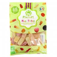 Bonbons Frites Bio Pierrot Gourmand - 110g
