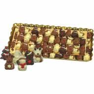 18 Chocolats 3D Noël (250 g)