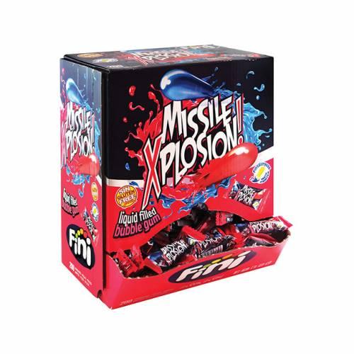1 Bubble-gum Missile Xplosion