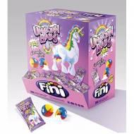 1 Bubble-gum Licorne
