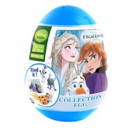 1 Oeuf Surprise - Reine des Neiges (Cadeau + Cookie)
