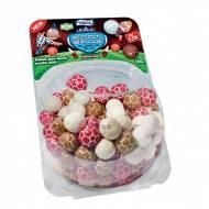 10 Bubbles gum Football - Coca