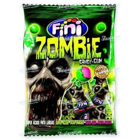 1 Sachet Bubble Gum Zombie Fini - 80g