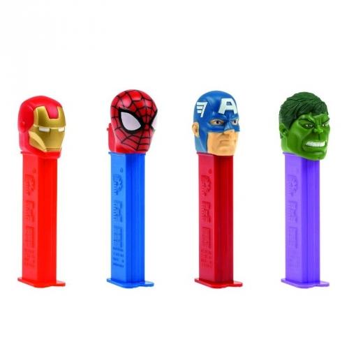 Distributeur PEZ Bonbons Marvel