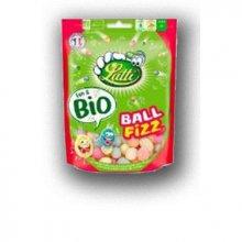 Bonbons Ball Fizz Bio Lutti - 100g