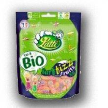 Bonbons Surffiz Fruits Bio Lutti - 100g
