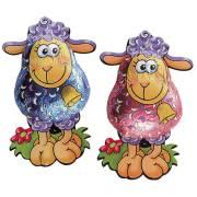 2 Moutons (5 cm - 12.5 g) - Chocolat au Lait