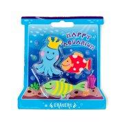 3 Gommes Aquarium