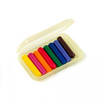 4 Mini boîtes de 8 couleurs
