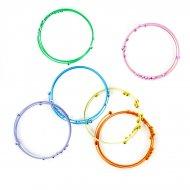 Bracelet Spirale avec perles