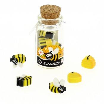 Petit pot gommes abeilles