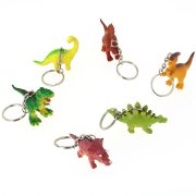 6 Porte clés Dinosaures