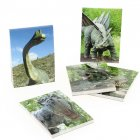 1 Bloc Notes Dinosaure