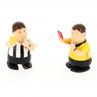2 Figurines Arbitres Mécanique